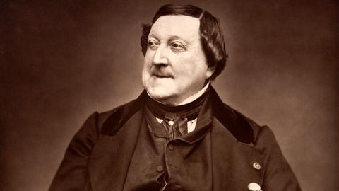 Gioachino Rossini, 1865