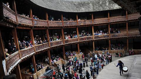 Globe Theatre Shakespeare