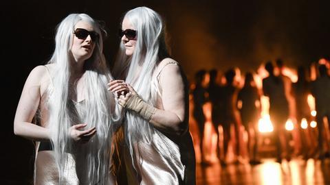 Götterdämmerung am Staatstheater in Kassel