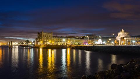 """Hafen Hörspiel """"Nacht von Lissabon"""" Remarque"""