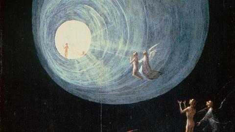 """""""Das jüngste Gericht"""" von Hieronymus Bosch"""