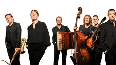 Shakespeare Ensemble | Birgit Minichmayr, Quadro Nuevo & Bernd Lhotzky
