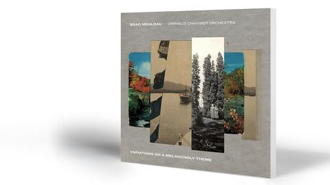 Variations On A Melancholy Theme by Brad Mehldau & Orpheus Chamber Orchestra
