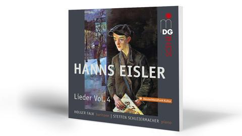 Hanns Eisler: Lieder Vol. 4 – Songs 1917-1927