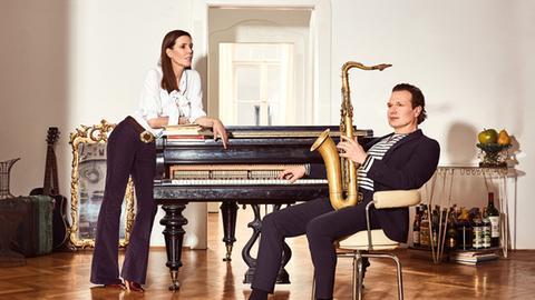 Mulo Francel & Nicole Heartseeker