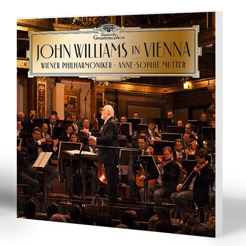 Anne Sophie Mutter, Wiener Philharmoniker: John Williams in Vienna