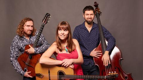 Marion Lenfant-Preus & Band