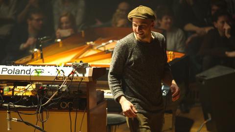 Nils Frahm |  Konzert im Funkhaus, Berlin 2018