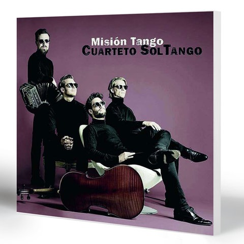 Cuarteto Solango: Misión Tango