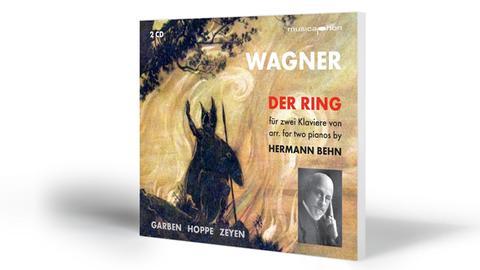 Wagner: Der Ring für zwei Klaviere | Garben - Hoppe - Zeyen