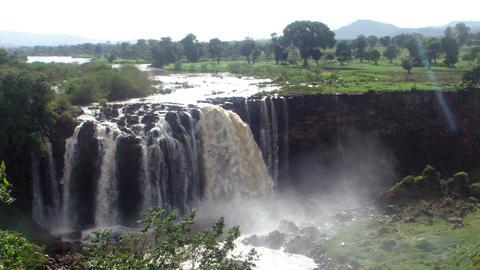 Wasserfälle des Blauen Nils in Äthiopien