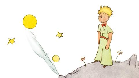"Antoine de Saint-Exupery: ""Der kleine Prinz"""