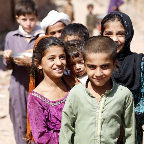 Afghanische Flüchtlinge in Pakistan