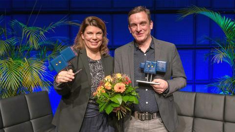 Helgard Haug und Thilo Guschas