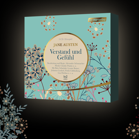 Jane Austen Verstand und Gefühl Cover 3