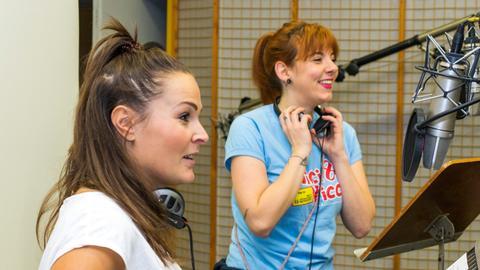 Sprecherinnen Nicci & Vicci - Stefanie Köhm, Cindy Walther