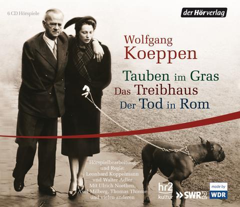 Wolfgang Koeppen: Trilogie des Scheiterns