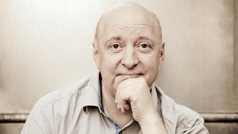 """Horst Evers - mit seinem Programm """"Früher war ich älter"""""""