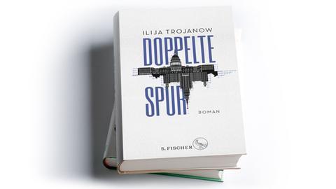 Ilija Trojanow: Doppelte Spur, S. Fischer Verlag, Preis: 22 Euro