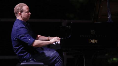 Craig Taborn am Klavier