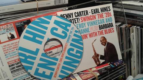Benny Carter / Earl Hines Quartet