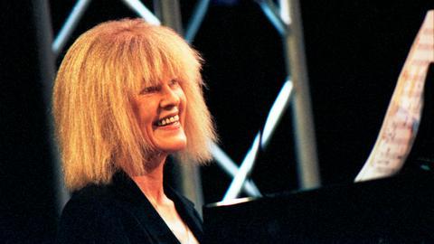 Carla Bley | Deutsches Jazzfestival Frankfurt 1999