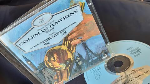 Coleman Hawkins in Europe