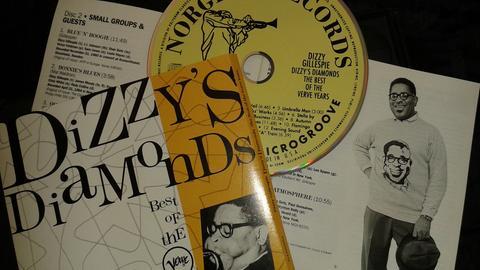 Dizzy Gillespie: Dizzy's Diamonds