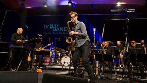 Donny McCaslin und die hr-Bigband