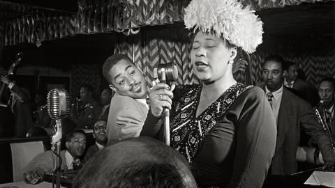 Ella Fitzgerald, um 1947