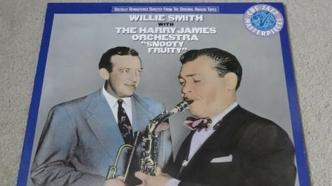 Willie Smith & The Harry James Orchestra