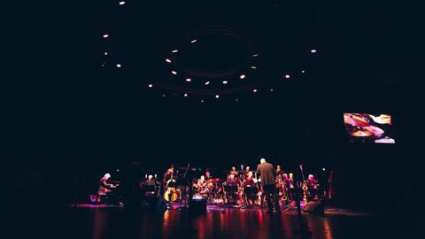"""Melodic Ornette"" - Joachim Kühn / Michel Portal & hr-Bigband, cond. & arr. by Jim McNeely | Jazzfest Berlin 2019"