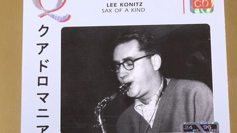 Lee Konitz: Sax Of A Kind