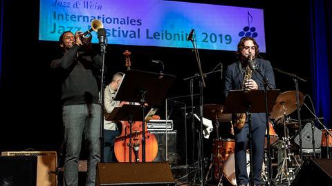 Noah Preminger Quartet w/ Jason Palmer | Jazzfestival Leipnitz 2019