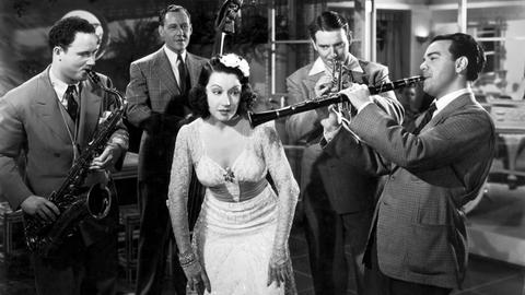 Film-Bild: Ethel Merman and the Raymond Scott Quintet, 1938