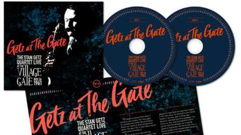 Stan Getz: Getz At The Gate
