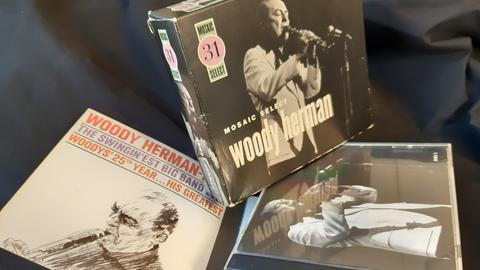 Woody Herman: Mosaic Select