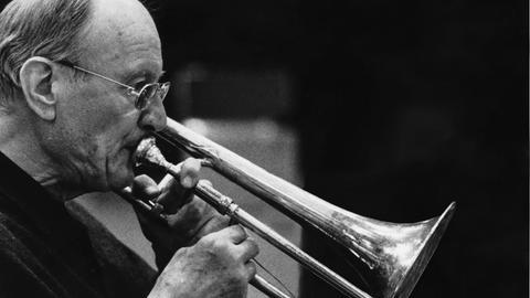 hr-Jazzensemble: Albert Mangelsdorff
