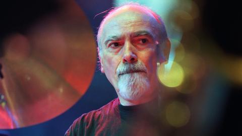 hr-Jazzensemble: Ralf Hübner