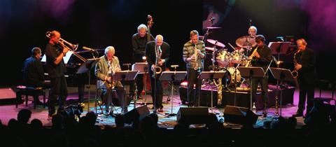 hr-Jazzensemble 2003