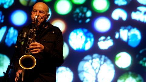 hr-Jazzensemble: Heinz Sauer