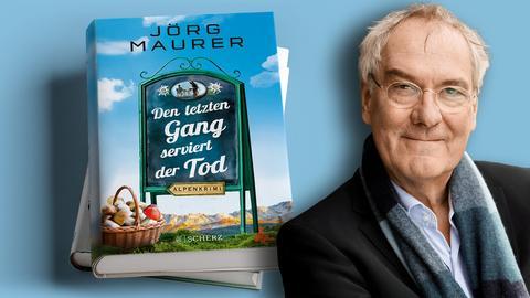 Jörg Maurer Den letzten Gang serviert der Tod Mock Up