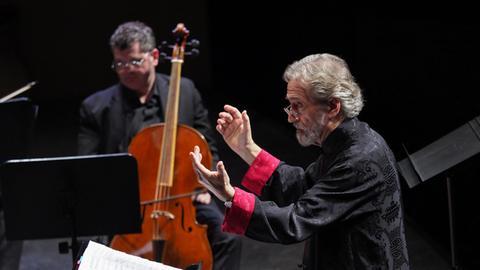 "Jordi Savall dirigiert ""Teuzzone"""