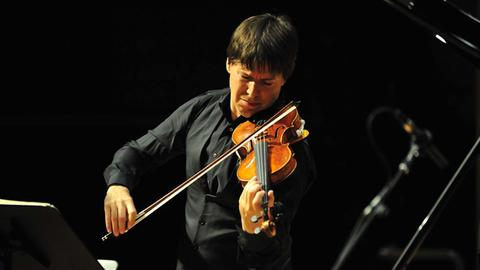 Joshua Bell auf dem Minnesota-Beethoven-Festival 2017