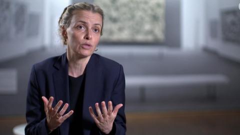 """Julia Voss, Kuratorin von """"documenta - Politik und Kunst"""""""