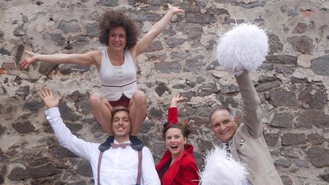 Just For Fun Straßentheater Darmstadt