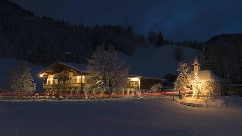 Wiesenseehof in Hochfilzen, Österreich