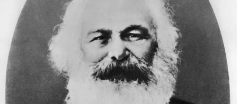 Karl Marx 1882