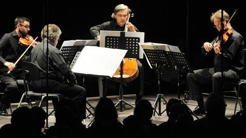 """Das """"Arditti Quartet"""""""