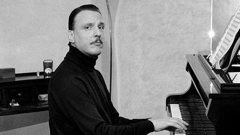 Arturo Benedetti Michelangeli, 1960